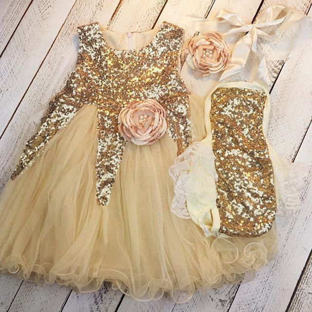 Because life is better with sparkle and sequins.... matching sister outfits, coordinating sister dresses, wedding dresses for girls, sequin romper, newborn girl dress, baby girl dress