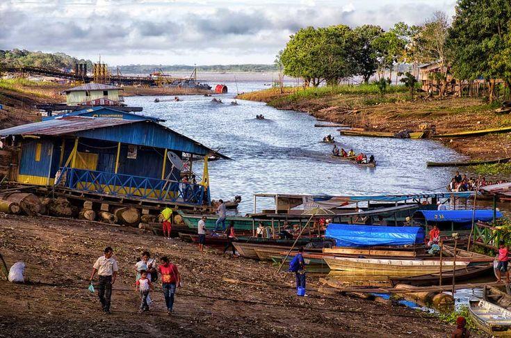 Leticia, Puerta de entrada a la extraordinaria belleza de la selva amazónica, una ciudad multicultural que técnicamente forma una sola con el municipio brasileño de Tabatinga.