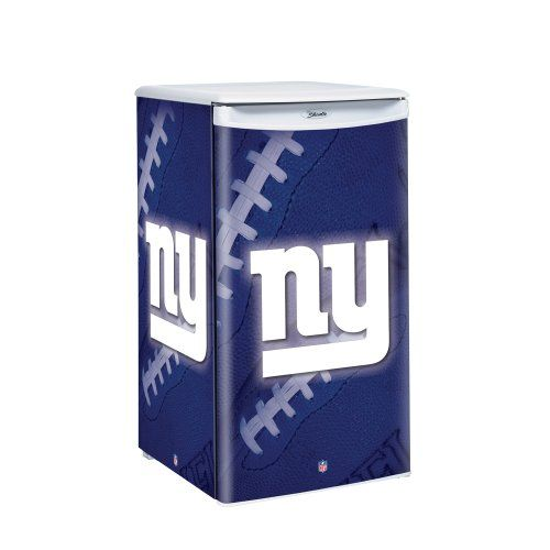 NFL New York Giants Counter Top Refrigerator « Blast Gifts