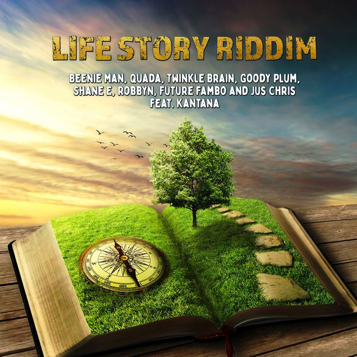 Life Story Riddim Tp Records Life stories, Life
