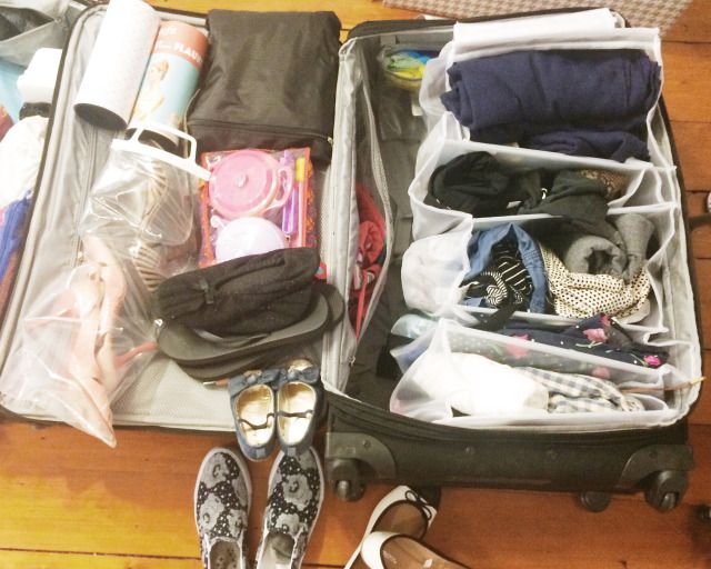 Packing tips: Travelling with a toddler cablearms.com