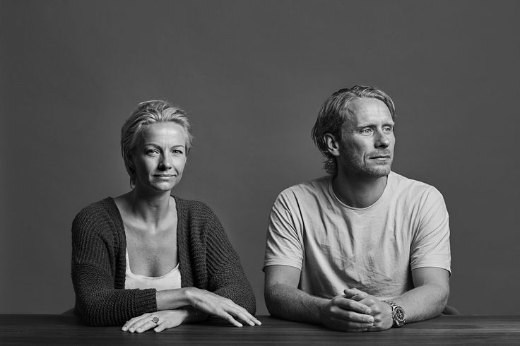 The founder and owners of Inspired-By. Susanne and Rasmus