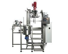 Automated system for polymer processing