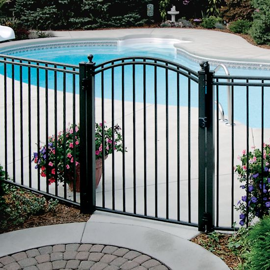 Fence City: Information And Pricing For The Pool Fence Styles We Offer.