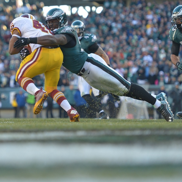 Primetime premiere: 9/9 #Eagles kickoff 2013 on #MNF on the road against NFC East rival #Redskins.