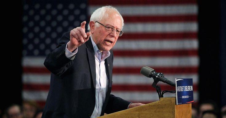 Op-Ed: Bernie Sanders is the Democrats' real 2020 frontrunner