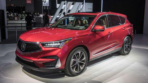 Acura Rdx 2019 Canada Acura Rdx Acura Cars Acura
