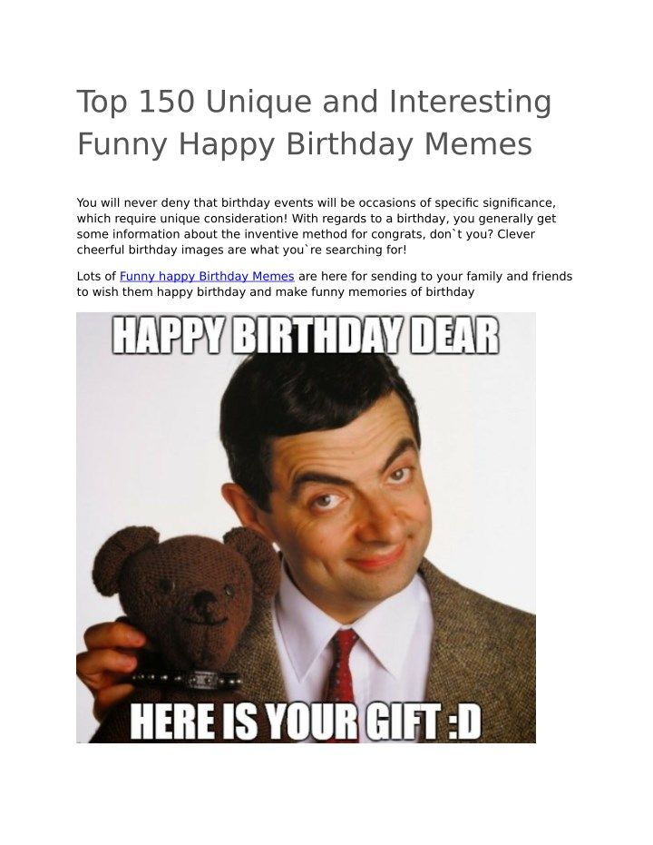 Ppt Funny Happy Birthday Memes Powerpoint Presentation Id 8029856 Funny Happy Birthday Images Funny Happy Birthday Meme Happy Birthday Meme