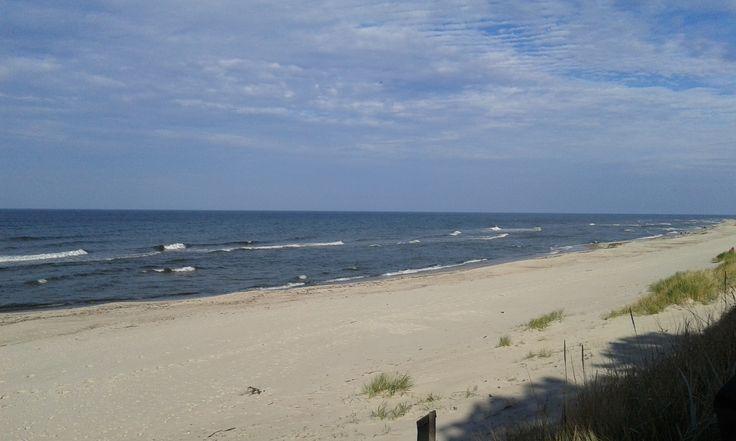 Seashore in October