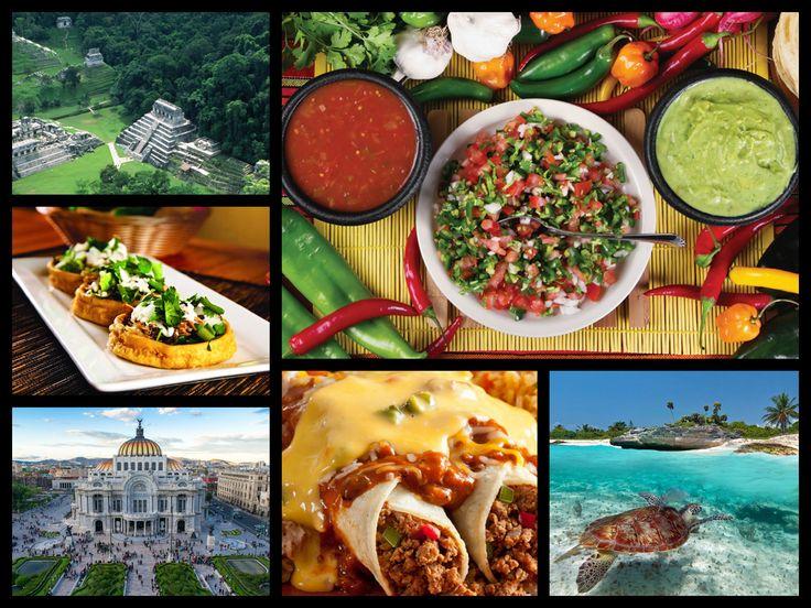 Μοσχάρι, κοτόπουλο, χοιρινό, όξινα φρούτα, σκόρδο, τυρί, κρασί, ξίδι, πιπεριές όλων των ποικιλιών, μπρόκολο, κουνουπίδι, διάφορα λαχανικά και χορταρικά είναι αυτά που απαρτίζουν την τόσο αγαπητή σε όλο τον κόσμο μεξικάνικη κουζίνα! Τα πιο σημαντικά και συχνά καρυκεύματα στη μεξικάνικη κουζίνα είναι η σκόνη τσίλι, το κύμινο, η ρίγανη, το κόλιανδρο, το επασότε (epazote), η κανέλα και το κακάο. #Εκλεκτά_Αλλαντικά_Παντέρη #mexicanfood www.paderis.gr
