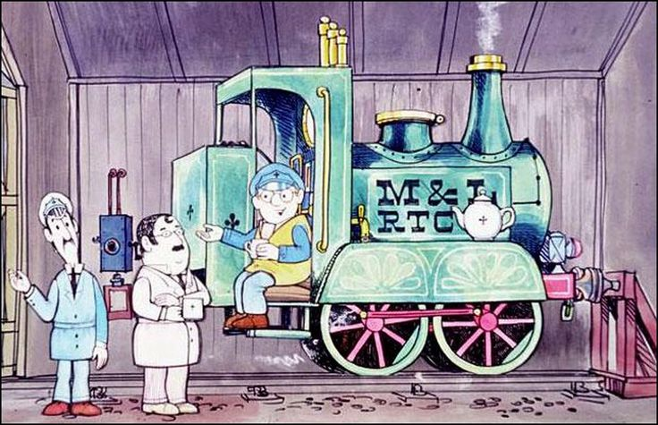 Wales on TV: Ivor the Engine  https://www.facebook.com/photo.php?fbid=640882602600710&set=a.134735423215433.17340.131420090213633&type=1