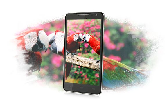 Prestigio Multiphone 5044 Duo - un smartphone android dual sim foarte puternic