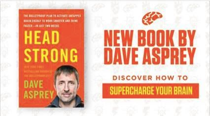 Next Monday the 3rd April at 7pm EST, Ari R. Meisel will be interviewing the one and only Dave Asprey of Bulletproof about his new book for the #LeveragePodcast. We shall be LIVE streaming the interview via Facebook so make sure to tune in to see it LIVE and ask your questions to Mr #Bulletproof himself!! #Leverage101 Dave Asprey spoke on how to hack the power of your biology at the #TonyRobbinsUPW event in LA last weekend