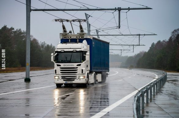Ciężarówka elektryczna? #ciężarówka #elektryczna