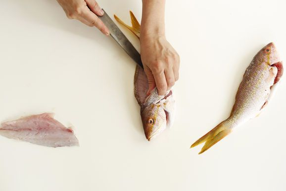 How to Break Down a Whole Fish.
