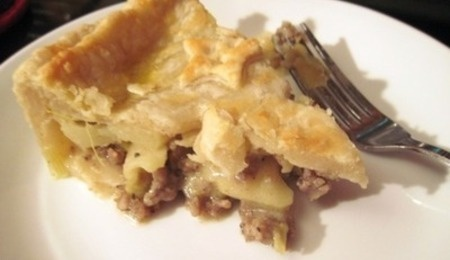 sausage apple pie | Recipes | Pinterest | Sausage Pie, Sausages and ...
