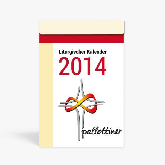 Liturgischer Abreißkalender 2014 | Pallotti Verlag : Shop