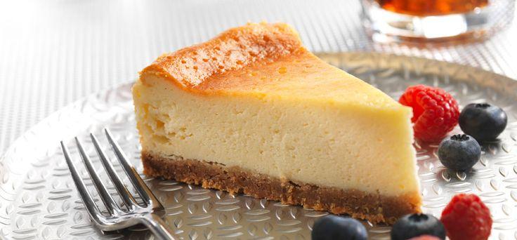 Philadelphia Recette - Cheesecake Philadelphia (préparation froide)