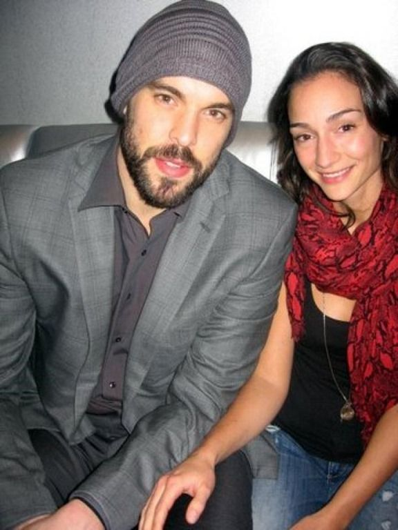 NBA Spanish player Marc Gasol is married to Mrs. Cristina Blesa
