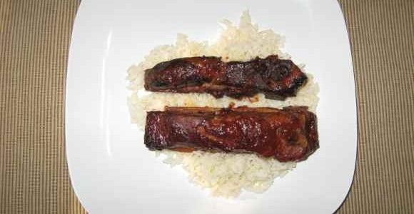 Crock-Pot Ladies Crock-Pot Peach Country Ribs