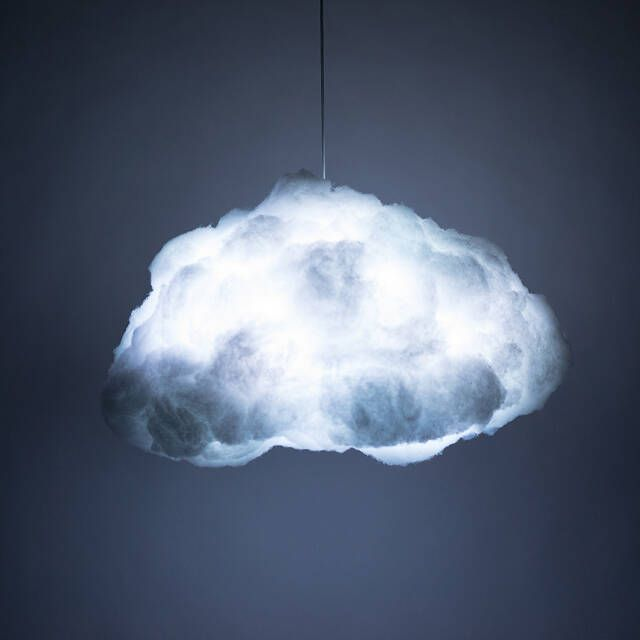 Interactive Cloud Lamp Leds Cool Lamps Uncommongoods Cool Lamps Cloud Lamp Lamp