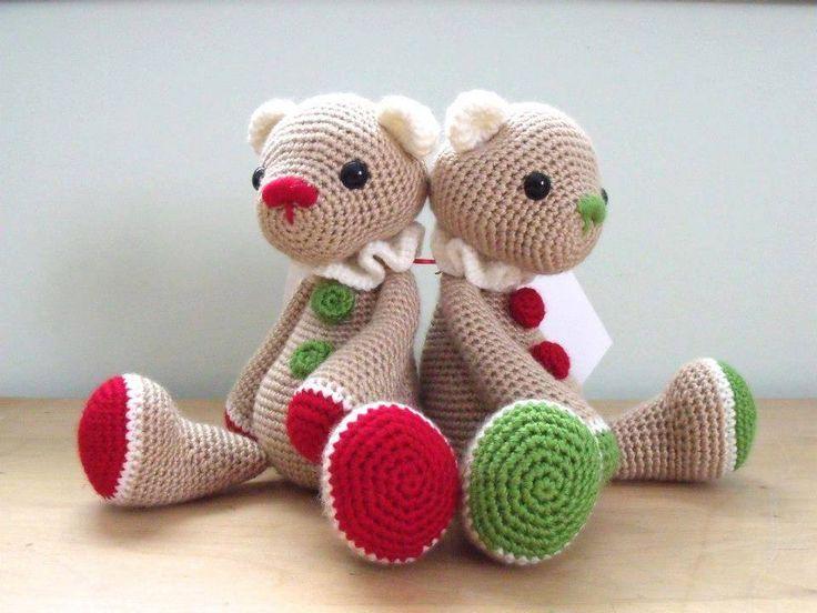 Designer Crochet Amigurumi Patterns Merida Warrior Princess : 17 Best images about Crochet Teddies on Pinterest Bear ...