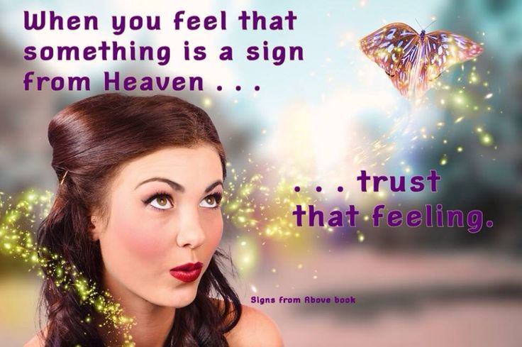 Your inner knowingness recognizes the origins and meanings of heavenly signs. Trust that these signs are real, because they are. DV-444