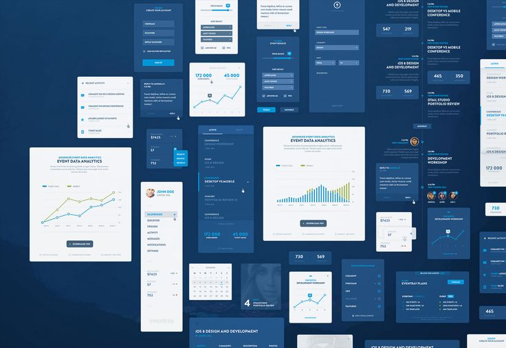 The best free UI kits, February 2015 photo