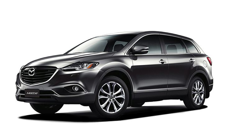 Mazda CX-9 Reviews - Mazda CX-9 Price, Photos, and Specs - Car and Driver