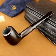 [ 54% OFF ] 6 Smoking Tools Set Wooden Tobacco Pipe Ebony Smoking Tobacco Pipe  Pipe For Smoking Tobacco 555Bh