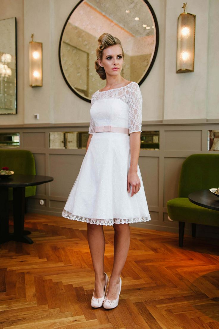 30 best Brautkleid Sixties images on Pinterest | Homecoming dresses ...