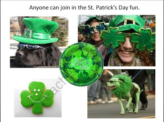 St. Patrick's Day History and Traditions product from pavvy1 on TeachersNotebook.com