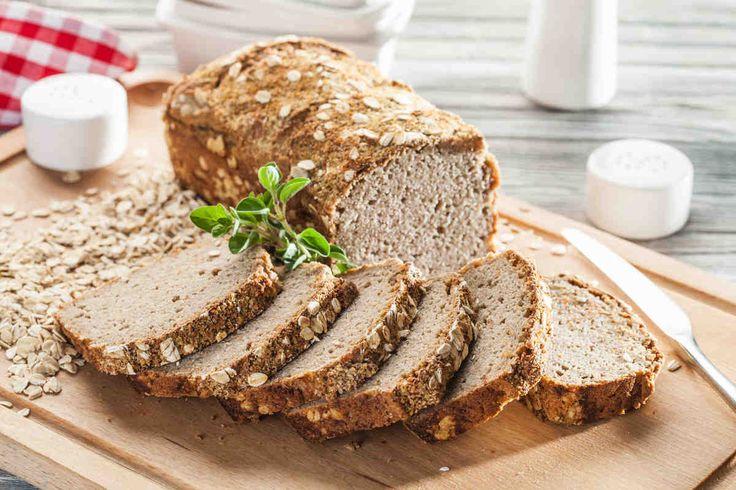 Chleb domowy pszenno-owsiany #smacznastrona #przepisytesco #chleb #domowy #pszenno #owsiany
