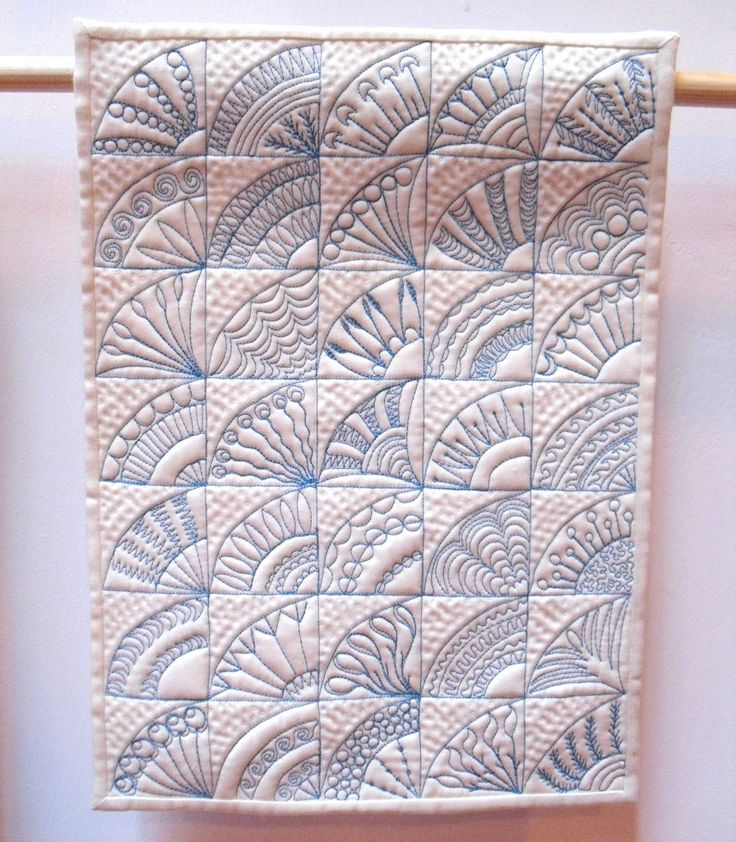 61 best Machine Quilting images on Pinterest   Free motion ... : free arm quilting - Adamdwight.com