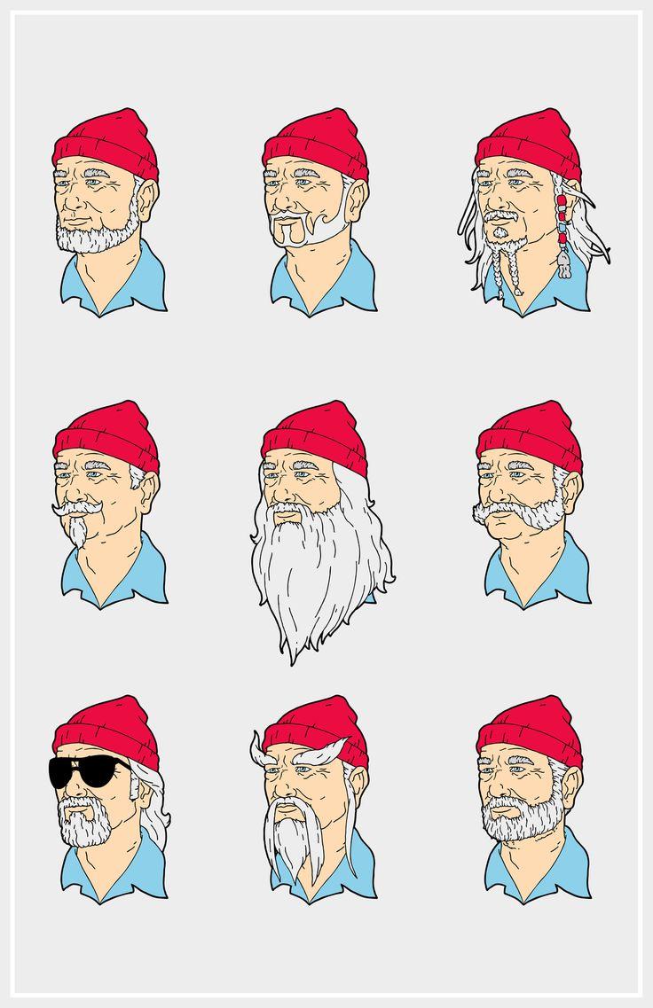 White Beards by Derek Eads