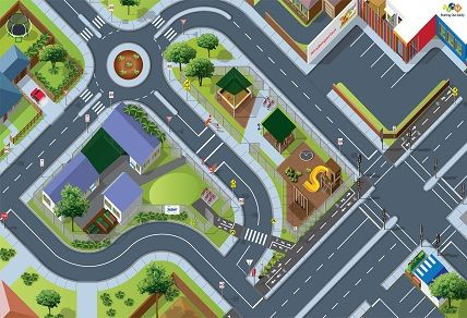 Early childhood road safety education resources : VicRoads