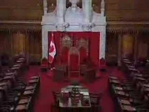 Roles in the Senate of Canada - YouTube