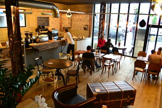 New find! - Café Lomi 75018 PARIS