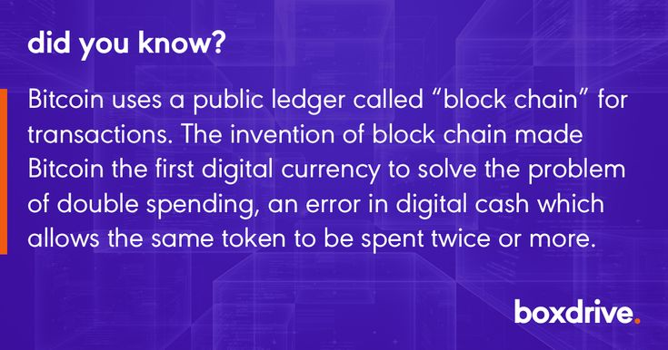 Interesting fact about bitcoin. #boxdrive #cloud #bitcoin #currency #user #blockchaine #cash #token #mining #crypto #bxd