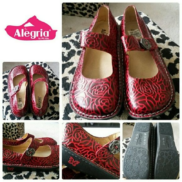 Alegria Shoes NEW Purchased but never worn. No damage. No box. Alegria Shoes