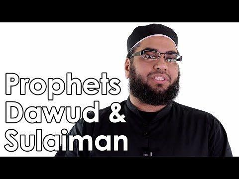 Prophets Dawud & Sulaiman (Stories of the Prophets) - Abdul Nasir Jangda