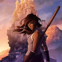 "Crunchyroll - Complete ""Legend of Korra"" Streams for Thanksgiving Weekend"