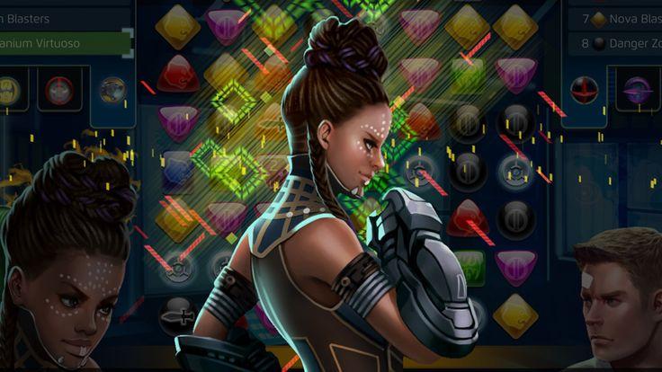 Shuri join's Marvel Puzzle Quest | Marvel.com