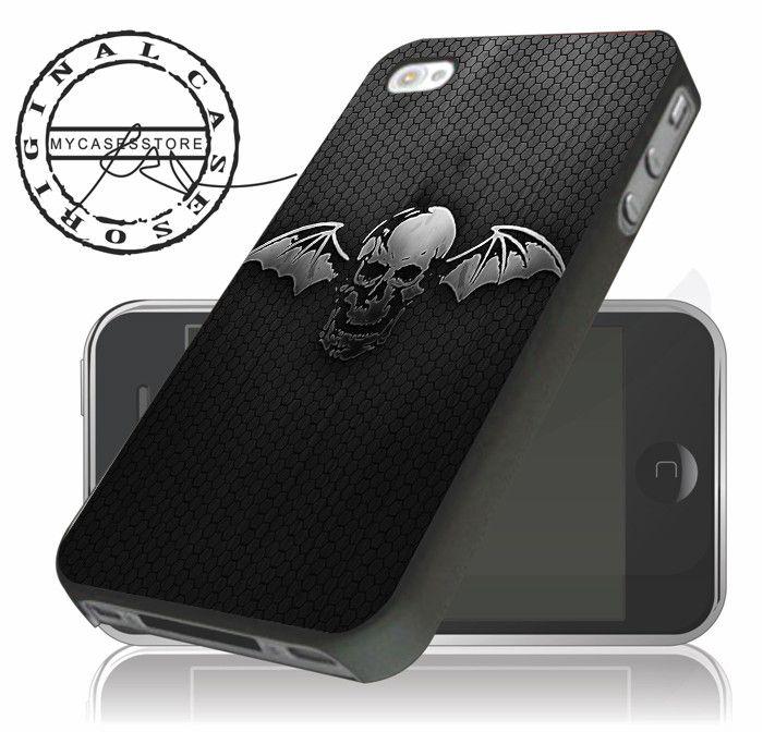 avenged sevenfold logo iPhone 5S/5C/5/4S Case,iPhone 6/6 Plus Case – mycasesstore