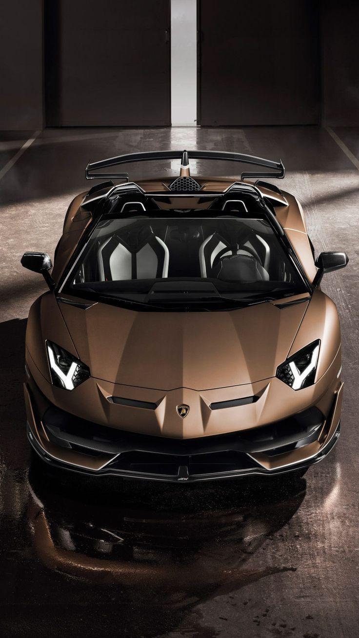 Lamborghini Aventador Svj Roadster Con Imagenes Coches