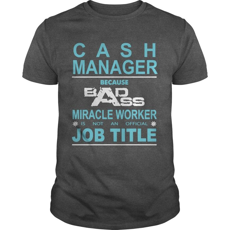 Because Badass Miracle Worker Is Not An Official Job Title