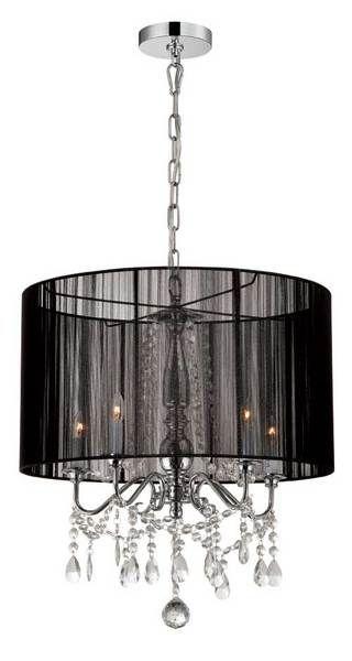 Urban Barn liza-pendant-lamp-black