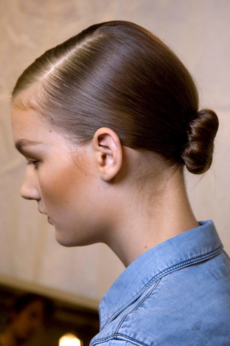 Die schönsten Prom Updos für mittleres Haar - Prom Hair Straight - #The # for #Hair #Hair #Middle