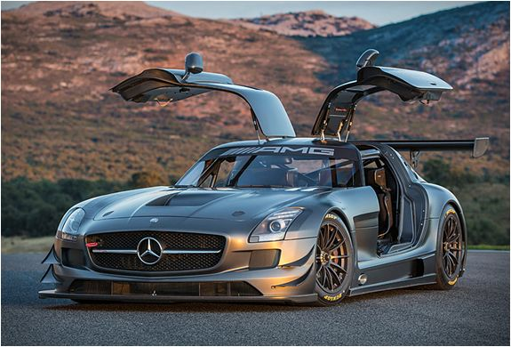 MERCEDES SLS AMG GT3 45TH ANNIVERSARY EDITION | Image
