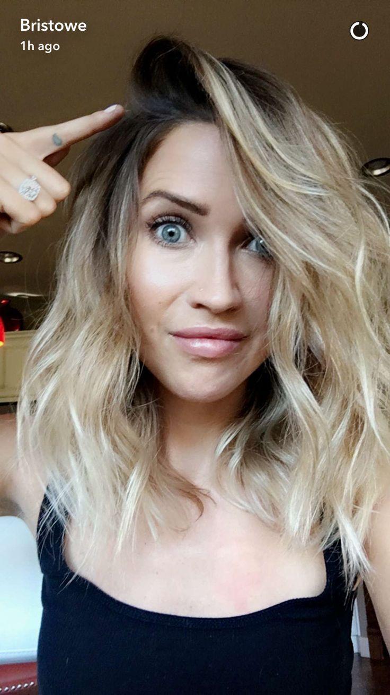 Kaitlyn Bristowe hair